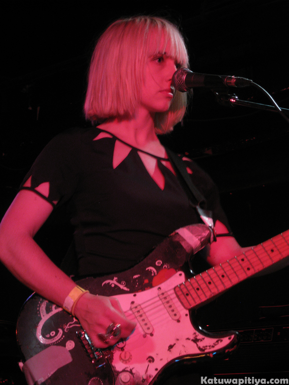 Ritzy of The Joy Formidable