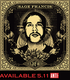 LI(F)E: The new album from Sage Francis