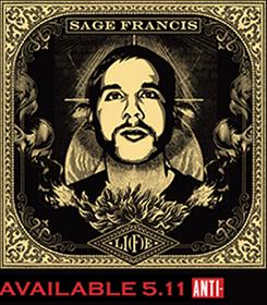 LI(F)E: The new album from Sage Francis