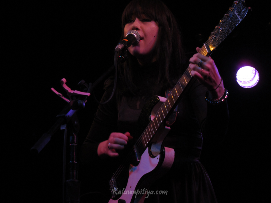 Sandy Vu of Dum Dum Girls