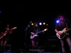 Dum Dum Girls at Lee's Palace