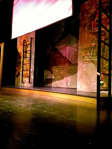 The Stage at Second City Toronto