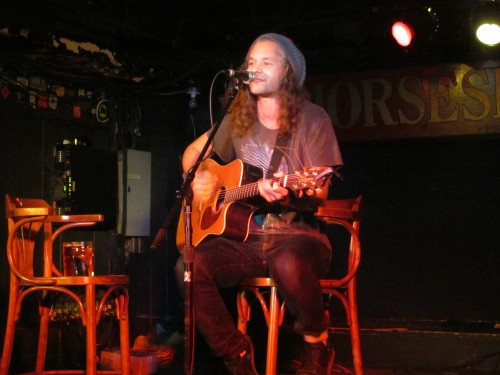 Jeff Barkman @ Horseshoe Tavern