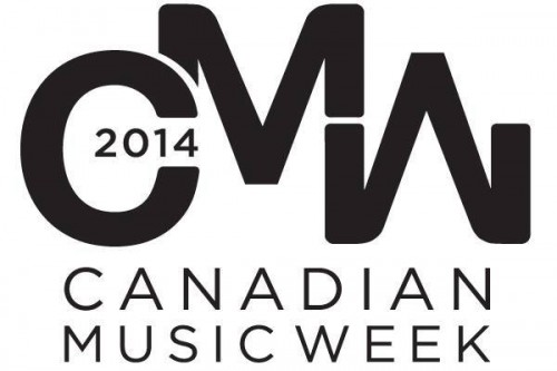 2014 Canadian Music Week
